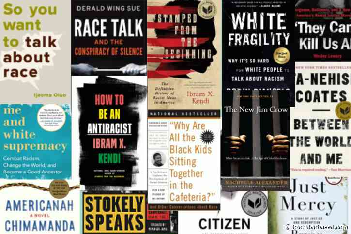 Books to further your knowledge of racism in America