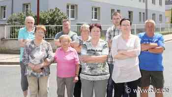 Freital: Mieter müssen aus ihren Häuser raus - BILD
