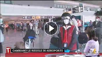 Fase 3, come cambiano le regole in aeroporto - La7