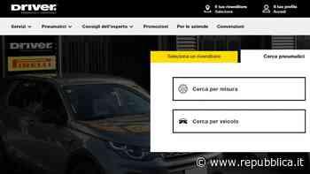 Pirelli, le gomme si cambiano con un clic - La Repubblica