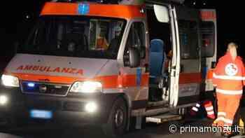 Caduta da moto a Seregno, malore a Vimercate SIRENE DI NOTTE - Giornale di Monza