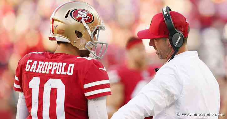 Shanahan believes Jimmy G can take his game to another level