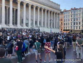 Tags sur le palais de justice : deux habitantes d'Ecully présentées au parquet - Lyon Mag