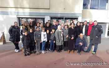 Echirolles : alliance d'Alban Rosa et de Thierry Monel - Place Gre'net