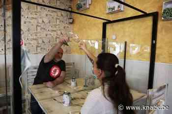 In beeld: zo ziet het nieuwe café- en restaurantbezoek eruit