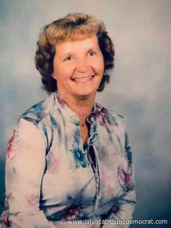 Alma Jane Lewis - La Junta Tribune Democrat