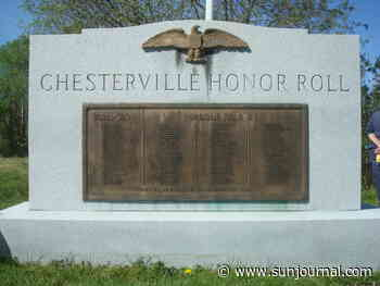 Chesterville Honor Roll - Lewiston Sun Journal
