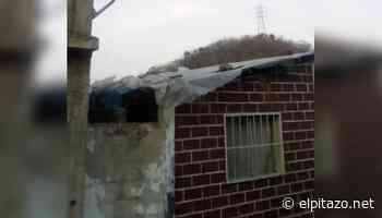 14 familias de Charallave solicitan sustitución de los techos de sus casas - El Pitazo
