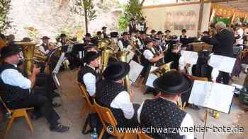 Niederwasser: Corona-Krise: Traditionelles Sandbühlfest ist abgesagt - Schwarzwälder Bote