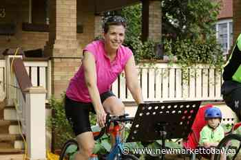 Aurora woman continues her Imagine Ride, just closer to home - NewmarketToday.ca