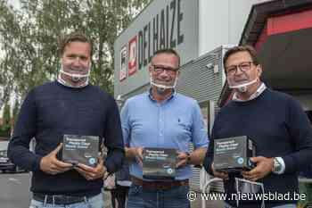 Roeselaars bedrijf verkoopt mondmasker dat gezicht laat zien