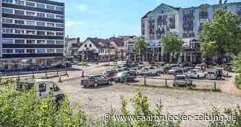 Noch viele Fragen bei geplanter Geschäftsbebauung in Homburg - Saarbrücker Zeitung