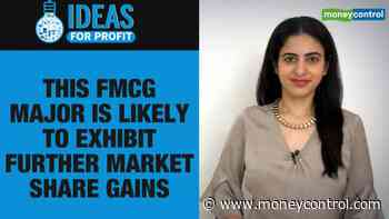 Ideas For Profit | This FMCG major is likely to exhibit further market share gains in a medium-term - Moneycontrol.com