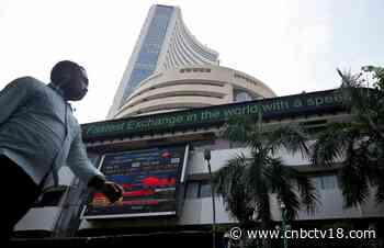 Sensex soars 400 points, Nifty above 10,100; banks, FMCG lead - CNBCTV18