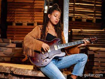 Watch Ché Aimee Dorval perform Underachiever at the Framus headquarters - Guitar.com