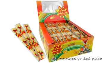 Dorval Trading Co. adds Mango to line of individually wrapped candy belts - Candy Industry