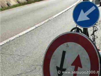 Canossa, senso unico alternato sulla Sp 54 - sassuolo2000.it - SASSUOLO NOTIZIE - SASSUOLO 2000