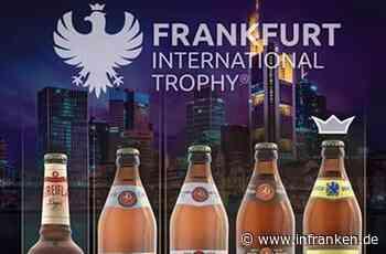 Frankfurt International Trophy: Fünf fränkische Biere gewinnen höchste Auszeichnung