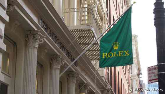 Correction: Looters Did Not Steal $2M Worth Of Watches From A Rolex Store