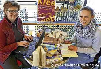Beim Schreiben dreht sich alles um die Freiheit - Offenburg - Badische Zeitung