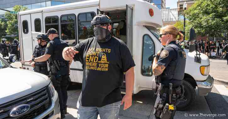 'Antifa bus' hoaxes are spreading panic through small-town America
