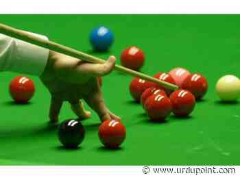 Pakistan Billiards and Snooker Association (PBSA) for opening of snooker clubs - UrduPoint News