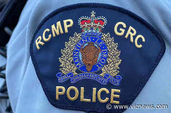 Sidney/North Saanich RCMP look for Lochside Drive robbery suspect - Victoria News