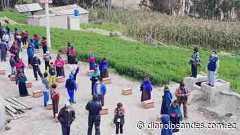 MIES garantiza la alimentación de los Centros de Desarrollo Infantil de Riobamba - Diario Los Andes