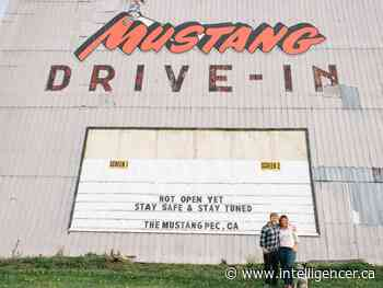 Lights, cameras, action at the Mustang Drive-In this summer