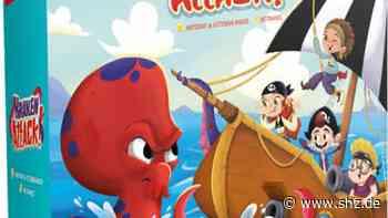 Spieltipp: Als Piratenmannschaft gegen den Kraken kämpfen   shz.de - shz.de