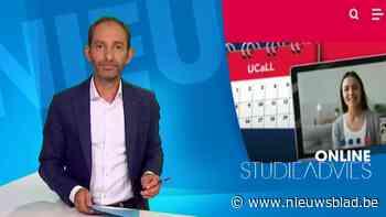 UCLL geeft online studieadvies met videochats