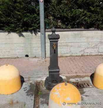 A Bomporto un nuova fontana nell'area camper - SulPanaro | News - SulPanaro
