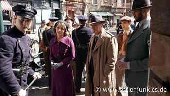 US-Quoten: Marvel's Agents of S.H.I.E.L.D. reisen vor treuen Zuschauern in die 30er - serienjunkies.de