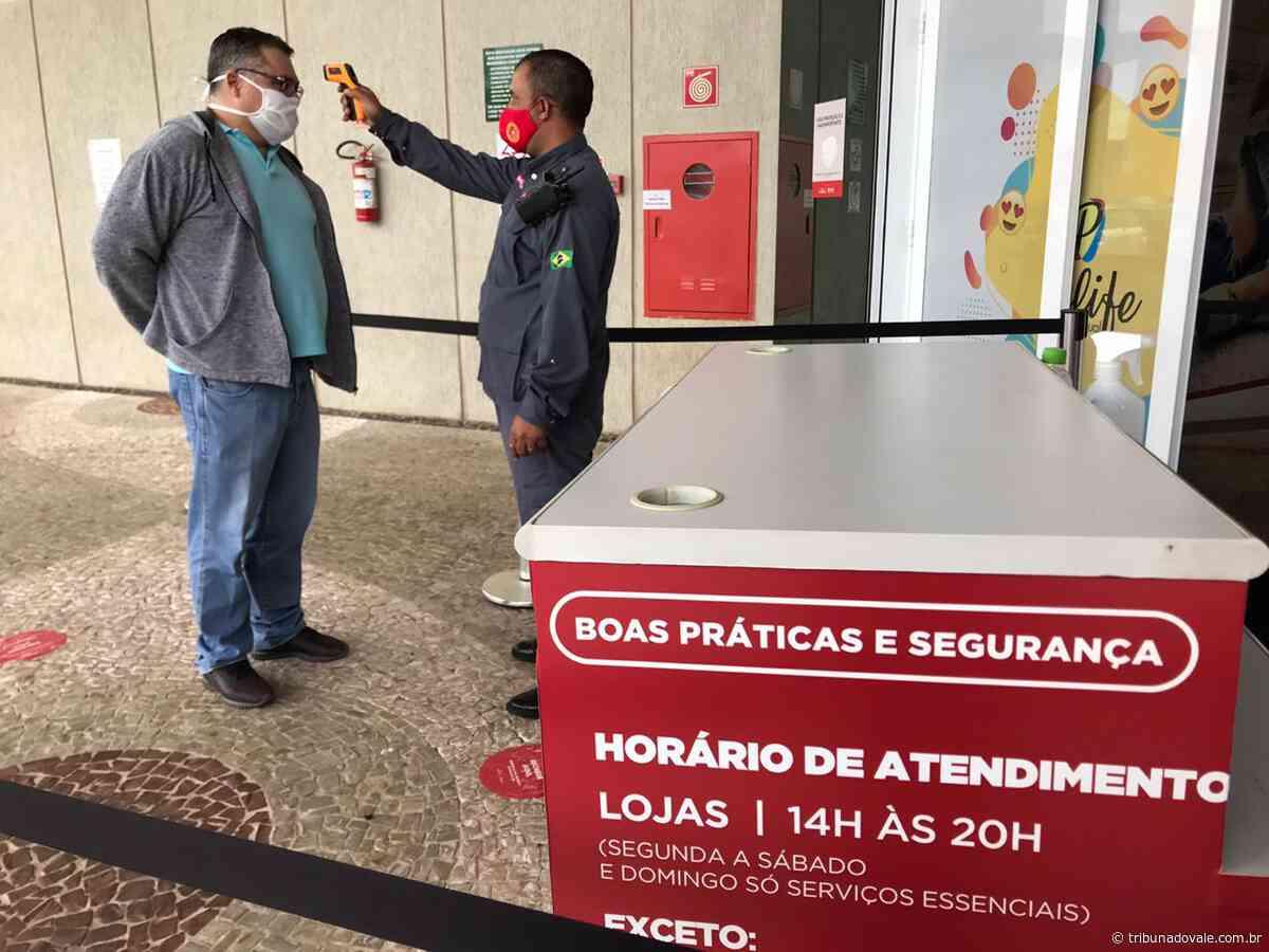 Ourinhos Plaza Shopping reabriu ao público seguindo regras de proteção à Covid-19 - Tribuna do Vale