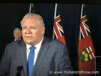 Ontario Premier Ford calling on $23-billion Ottawa to help deal with COVID-19