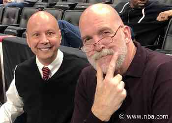 Chuck Checks In: Thank you, Bulls fans.