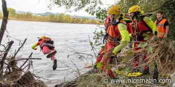 Deux adolescents en difficulté dans un fleuve secourus par les pompiers à Auribeau-sur-Siagne