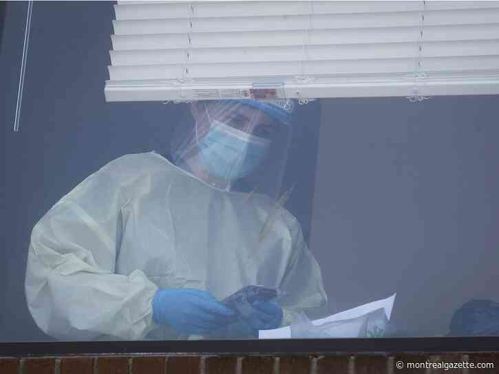 Coronavirus live updates: Montreal reports 125 new cases, 31 more deaths
