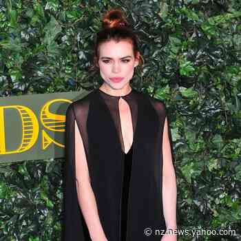Billie Piper blames Madonna for sexualising her 'way too early' - Yahoo New Zealand News