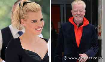 Chris Evans: 'Love you for this' Virgin Radio host praises ex-wife Billie Piper's move - Express
