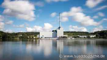 Transformatorpanne in stillgelegtem Atomkraftwerk Krümmel - Süddeutsche Zeitung