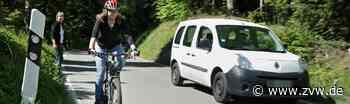 Mehr Schutz für Radfahrer und Fußgänger in Alfdorf - Zeitungsverlag Waiblingen