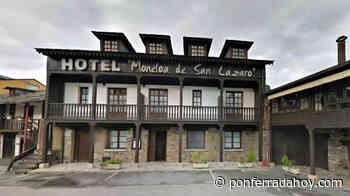 El Hotel de la Moncloa de San Lázaro reabre sus puertas - Ponferrada Hoy