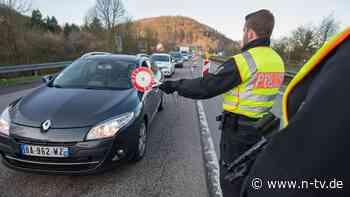 Grenzkontrolle in Saarbrücken: Polizist wirft 65-jährigen Franzosen zu Boden