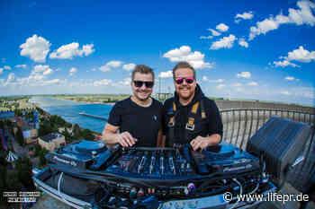 HouseArrest TV DJ-Set vom Kraftwerk-Rooftop, Wunderland Kalkar, Pressemitteilung - lifepr.de