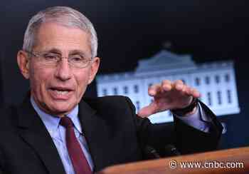 Coronavirus live updates: Fauci on schools reopening, viral spread at protests and health care inequities - CNBC