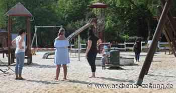 Freizeitgelände Walheim: Die Walheimer stecken den Kopf nicht in den Sand - Aachener Zeitung