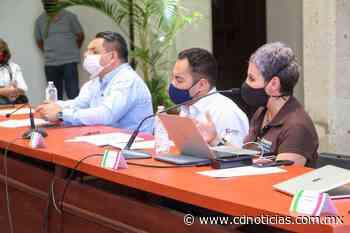 Proponen a Municipios de la Región Uruapan Conformar Bloque Contra el Covid-19 - Cadena Digital de Noticias