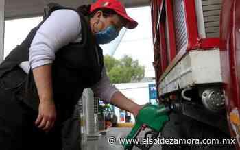 Gasolina a 15.99 el litro en Morelia; en Pátzcuaro y Uruapan superó los 20 pesos - El Sol de Zamora