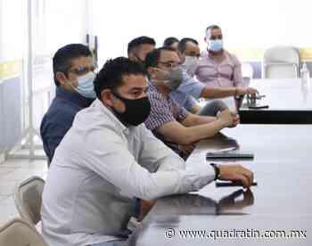 Acuerdan reactivación responsable de restaurantes en Uruapan - Quadratín - Quadratín Michoacán